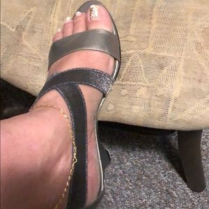 Used shoes by Covington size 9